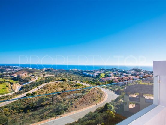 Buy Cala de Mijas penthouse with 3 bedrooms | Cloud Nine Prestige