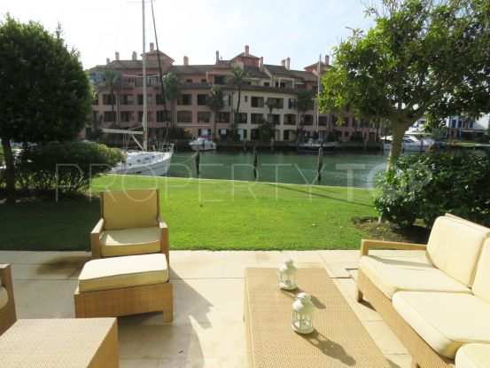 Ground floor apartment with 3 bedrooms in Ribera del Dragoncillo, Sotogrande | Sotogrande Premier Estates