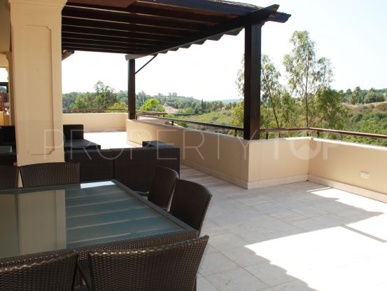 For sale duplex penthouse in Valgrande with 4 bedrooms | Sotogrande Premier Estates