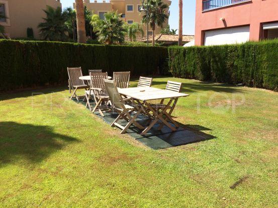 2 bedrooms Guadalmarina ground floor apartment for sale | Sotogrande Premier Estates