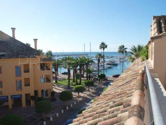 Penthouse for sale in Sotogrande Puerto Deportivo | Sotogrande Premier Estates