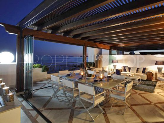 3 bedrooms Doncella Beach penthouse for sale | Campomar Real Estate