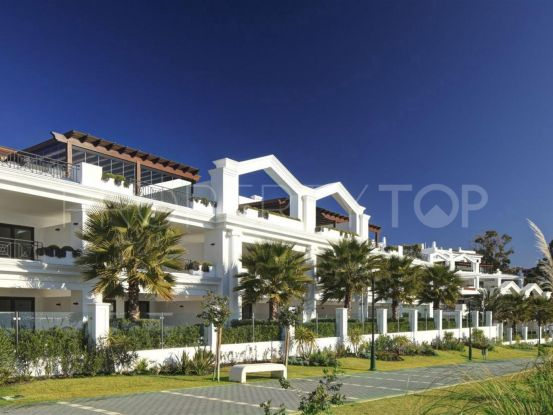 Penthouse for sale in Doncella Beach with 3 bedrooms | Campomar Real Estate