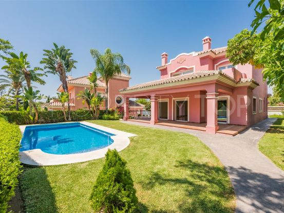 Villa with 4 bedrooms for sale in Guadalmina Alta, San Pedro de Alcantara | Campomar Real Estate