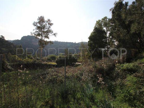 Residential plot for sale in Benahavis | Campomar Real Estate