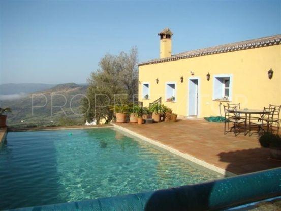 Villa for sale in Gaucin | Campomar Real Estate