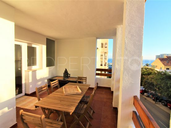 For sale Estepona Puerto apartment with 3 bedrooms | Campomar Real Estate