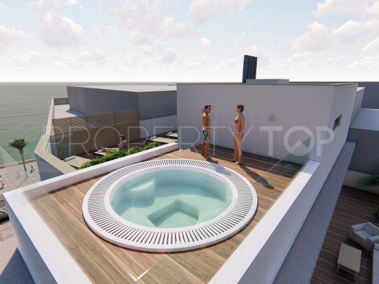 Estepona Centro penthouse | Campomar Real Estate