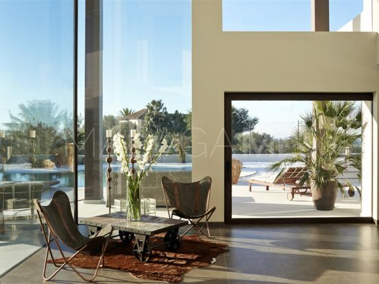For sale La Alqueria villa with 6 bedrooms | Campomar Real Estate