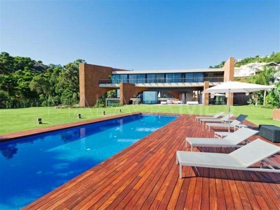 Comprar villa con 8 dormitorios en La Heredia, Benahavis | Campomar Real Estate