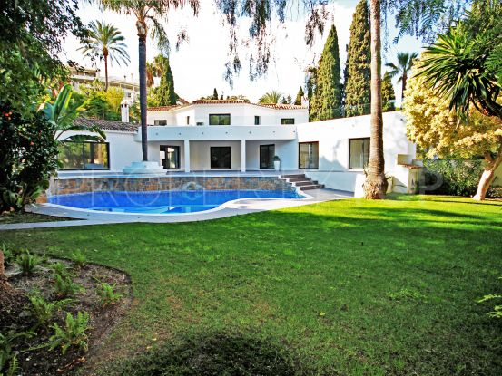 5 bedrooms villa for sale in Las Brisas, Nueva Andalucia | MPDunne - Hamptons International