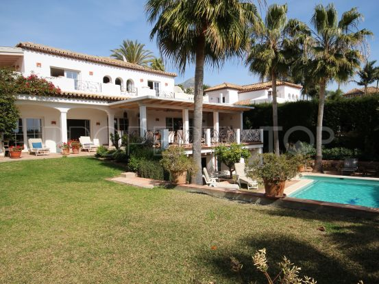 Buy 5 bedrooms villa in Marbella Country Club, Nueva Andalucia | MPDunne - Hamptons International