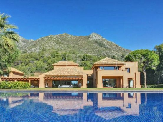 Cascada de Camojan villa for sale | MPDunne - Hamptons International