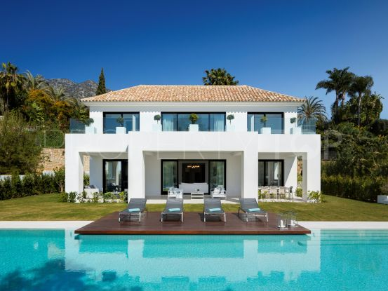 Villa with 5 bedrooms for sale in Sierra Blanca, Marbella Golden Mile | MPDunne - Hamptons International