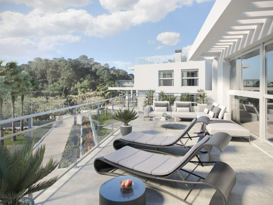Penthouse for sale in Benahavis Centro with 2 bedrooms   MPDunne - Hamptons International