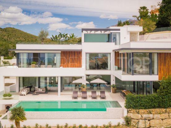 Buy 5 bedrooms villa in La Alqueria, Benahavis   Pure Living Properties