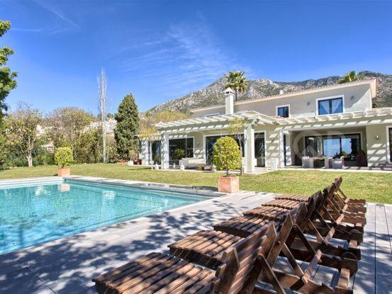 Villa for sale in Marbella Hill Club, Marbella Golden Mile | Pure Living Properties