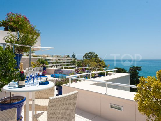 For sale duplex penthouse with 3 bedrooms in Los Granados Playa, Estepona | Pure Living Properties