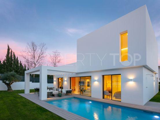 For sale Guadalmina Alta 4 bedrooms villa | Pure Living Properties