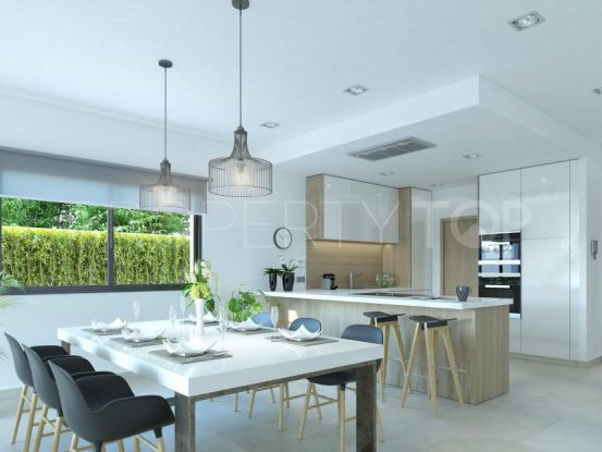 For sale semi detached villa in New Golden Mile, Estepona | Pure Living Properties