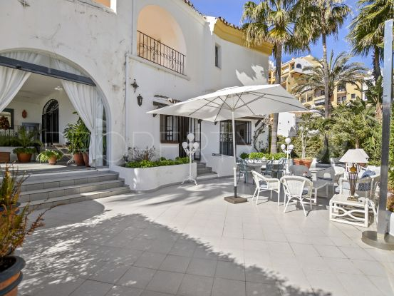 Ground floor duplex for sale in Cabopino | Pure Living Properties