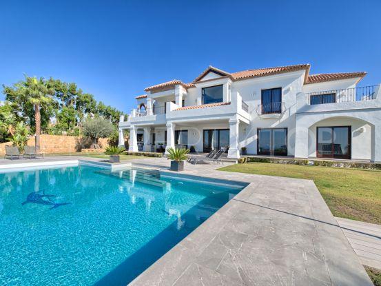 Villa with 5 bedrooms for sale in Los Flamingos Golf, Benahavis   Pure Living Properties