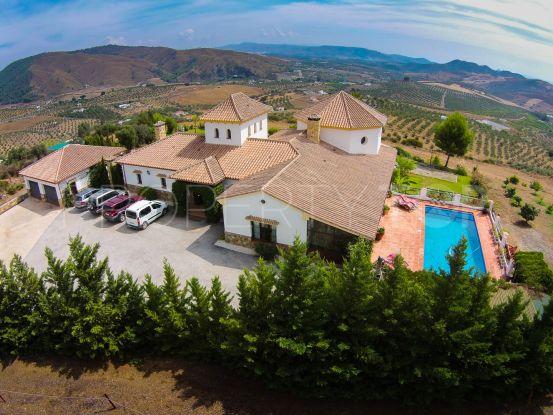 Villa with 5 bedrooms for sale in Casarabonela   Villas & Fincas