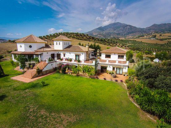 Villa with 5 bedrooms for sale in Casarabonela | Villas & Fincas