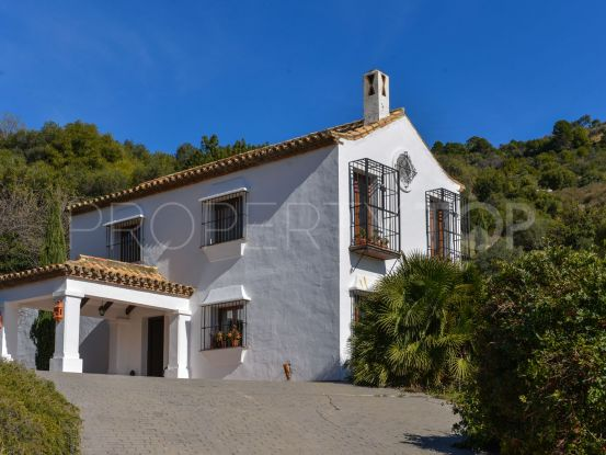 For sale country house with 4 bedrooms in Gaucin | Villas & Fincas