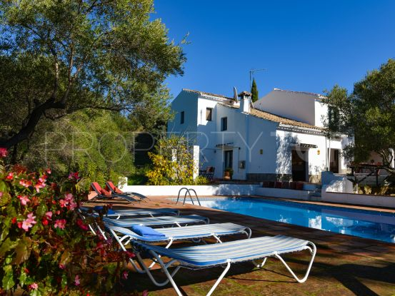 Country house with 4 bedrooms for sale in Casares | Villas & Fincas