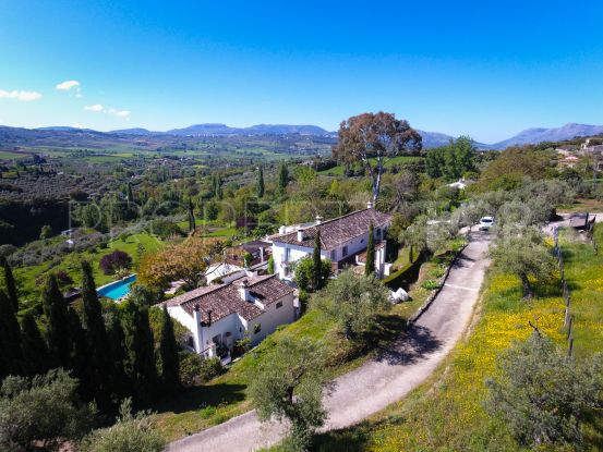 Cortijo for sale in Ronda with 8 bedrooms | Villas & Fincas
