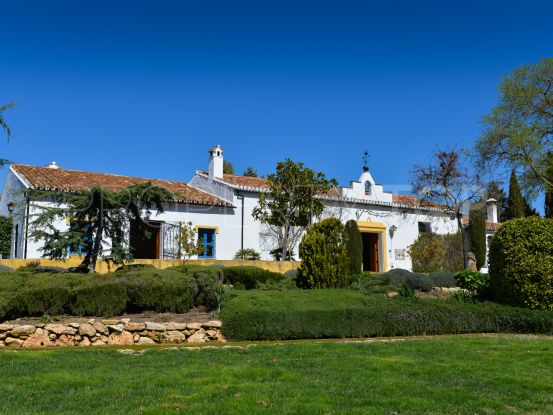 For sale cortijo in Ronda with 6 bedrooms | Villas & Fincas
