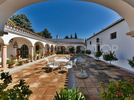 For sale cortijo in Ronda with 6 bedrooms | Villas & Fincas