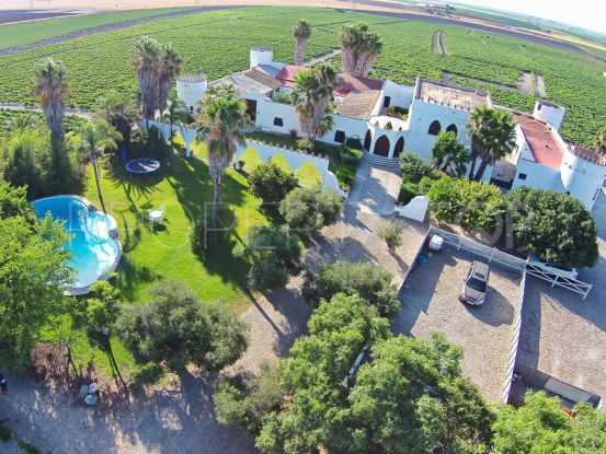 7 bedrooms Sanlucar de Barrameda cortijo for sale | Villas & Fincas