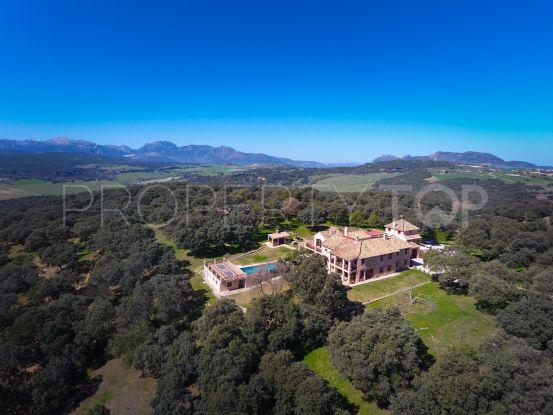 Buy Ronda cortijo with 9 bedrooms | Villas & Fincas