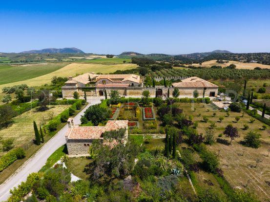 10 bedrooms estate in Ronda for sale | Villas & Fincas