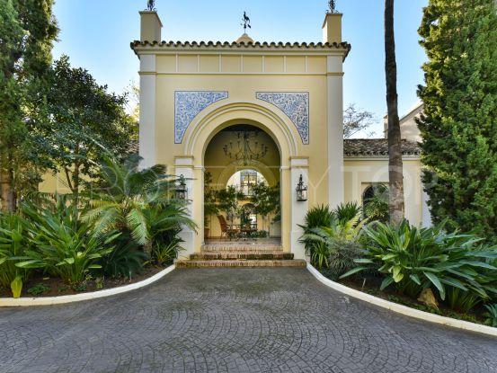 Villa with 7 bedrooms for sale in El Madroñal, Benahavis   Villas & Fincas