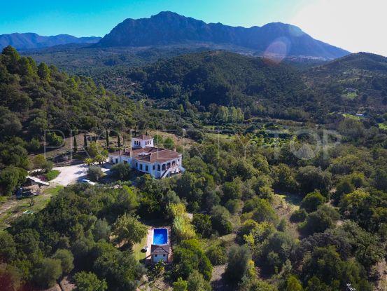 Buy cortijo with 4 bedrooms in Gaucin   Villas & Fincas