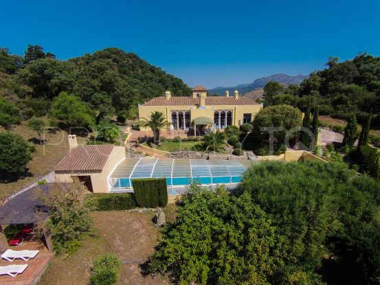 For sale country house in Gaucin with 5 bedrooms | Villas & Fincas