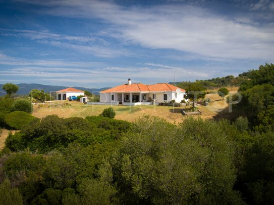 For sale 4 bedrooms country house in Gaucin | Villas & Fincas