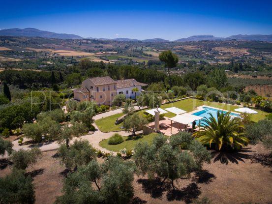Buy 8 bedrooms country house in Ronda | Villas & Fincas