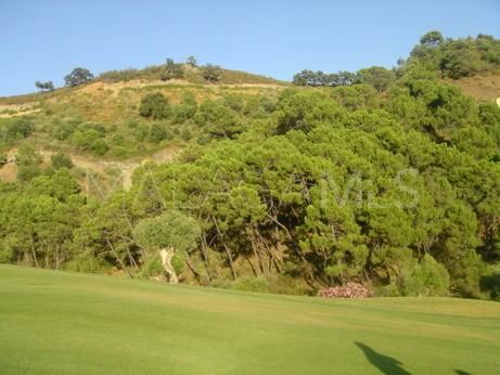 For sale plot in Marbella Club Golf Resort, Benahavis | Hansa Realty