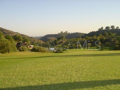 For sale plot in Marbella Club Golf Resort, Benahavis | Hansa Realty