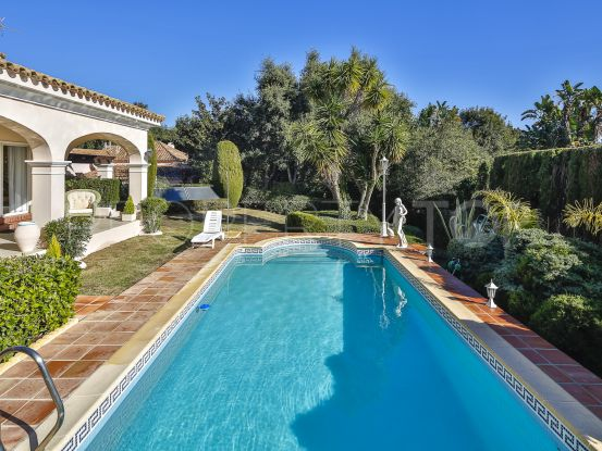 Villa for sale in Sotogrande Costa | Hansa Realty