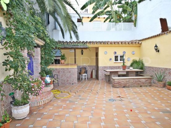 4 bedrooms town house in Marbella Centro for sale | Hansa Realty