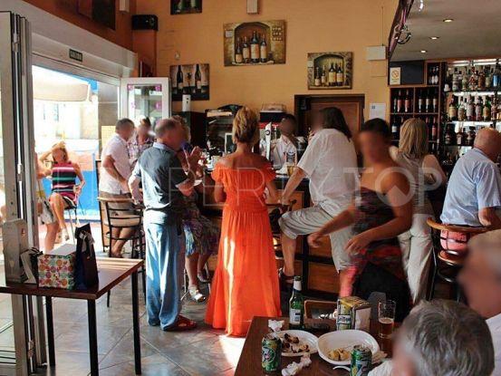 Bar in Calahonda for sale | Hansa Realty