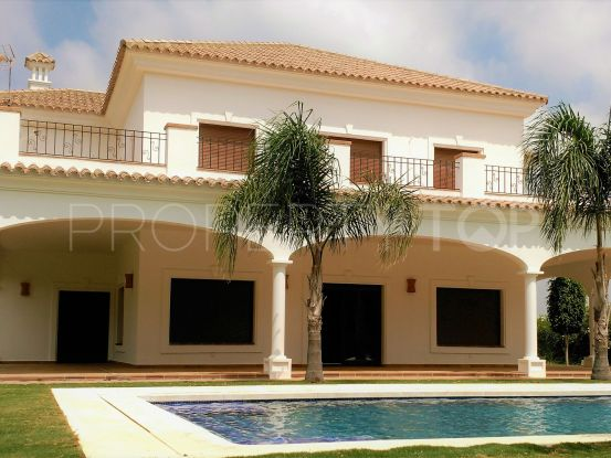 For sale villa with 5 bedrooms in Almenara, Sotogrande | Hansa Realty