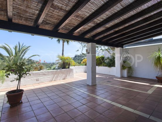 For sale penthouse in Lomas de La Quinta, Benahavis | Hansa Realty