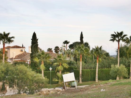 For sale plot in Sotogrande Alto   Hansa Realty
