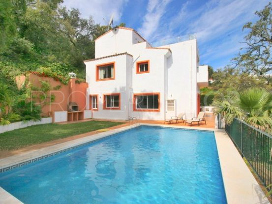 Villa with 4 bedrooms for sale in La Mairena, Marbella East | Hansa Realty